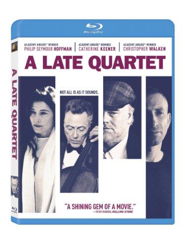 A Late Quartet [Blu-ray]