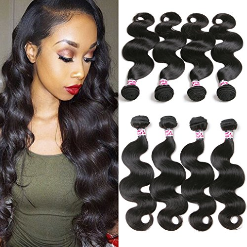 Price Tracking For Silkylong 4 Bundles Brazilian Body Wave Wet And