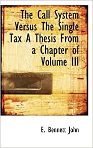 thesis on tax system Nigerian tax system and administration: implications of the nigerian tax system favours the federal government tax is a compulsory levy imposed on a subject.