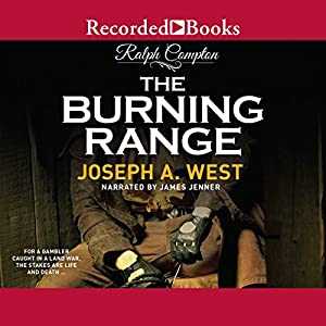 The Burning Range Audiobook