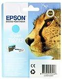 Epson C13T07124011 - T0712 - Cyan - original - blister - ink cartridge - for Stylus DX9400, SX115, SX210, SX215, SX218, SX415, SX515, SX610, Stylus Office BX310, BX610