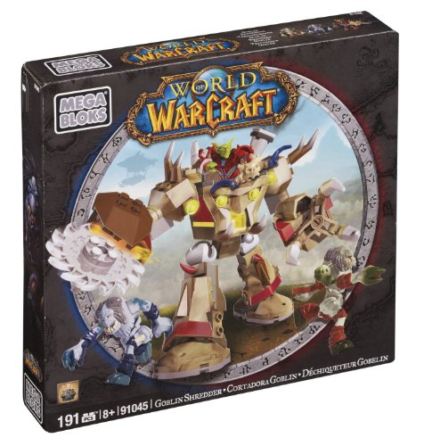 Mega Bloks 91045 - World Of Warcraft - Goblin Schredder