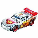 Carrera Go Disney Cars Silver Francesco Bernoulli Slot Car
