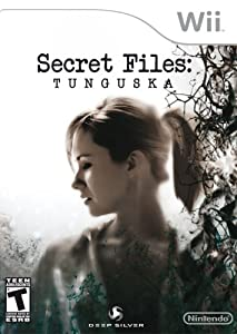 Secret Files: Tunguska - Nintendo Wii