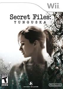 Secret Files: Tunguska - Nintendo Wii
