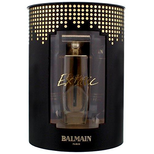 Balmain Extatic Confezione Regalo 90ml EDP + 100ml Lozione Corpo + 100ml Crema da Doccia
