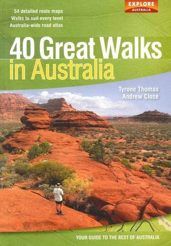 40 Great Walks in Australia