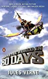 Around the World in Eighty Days (0143034456) by Jules Verne