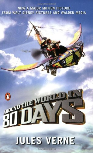 Around The World In Eighty Days (Movie Tie-In)