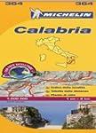Calabria (Michelin Local Maps) (Miche...