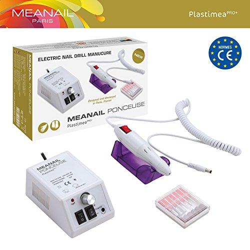 Meanail-Elektrische-Nagelfrser-Set-fr-Manikre-und-Pedikre-wie-im-Nagelstudio-6-Ansatzstcke-Extreme-Leistungsstrke