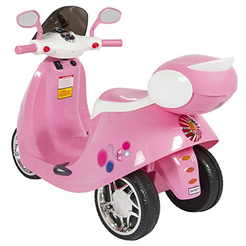 Best Choice Products Kids Ride On Scooter Mopeds ...