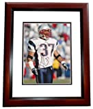 Rodney Harrison Autographed / Hand Signed New England Patriots 8x10 Photo MAHOGANY CUSTOM FRAME - 2x Super Bowl Champion (XXXVIII, XXXIX) at Amazon.com