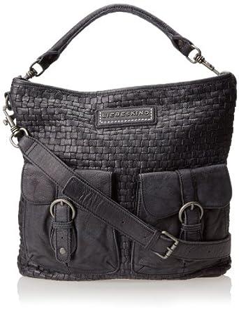 Liebeskind Berlin Mary 3D Shoulder Bag,Steel,One Size