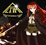 I'll believe(初回限定盤)(DVD付)