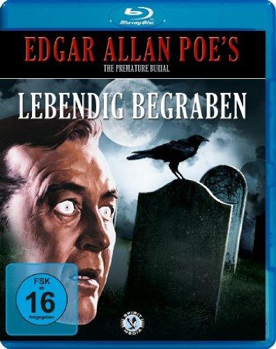 Lebendig begraben [Blu-ray]