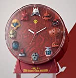 ZEON CLOCK  TYPE-CHAR