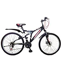 Kross K40 26T 21 Speed Mountain Bike (Black)