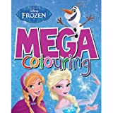 Disney Frozen Mega Colouring Book