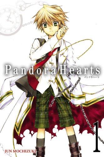 Pandora Hearts by Jun Mochizuki
