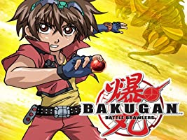 Bakugan Battle Brawlers Season 1
