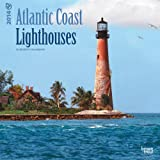 Atlantic Coast Lighthouses 2014 Calendar