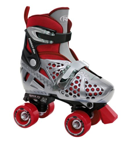 Buy Bargain Roller Derby Boy's Trac Star Adjustable Roller Skate