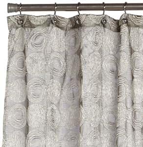 Editex home textiles mona lisa shower curtain 70 by 72 for Mona lisa shower curtain
