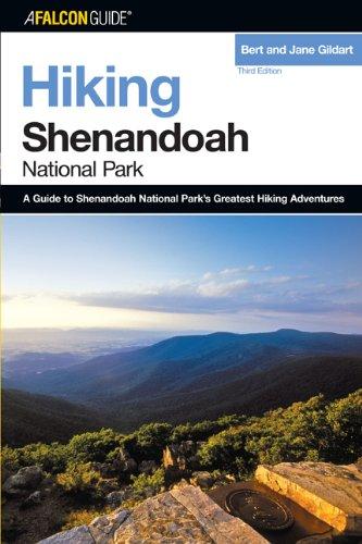 Hiking Shenandoah National Park, 3rd (Regional Hiking Series)