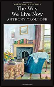 """an abstract of the book the way we live now Abstract anthony trollope's the way we live now represents the culture of pervasive dishonesty and greed he saw everywhere around him in high victorian england the novel has come to be understood as a text about the unfamiliar problems of modernity, of the title's """"now"""" in 1873, trollope responds to the cultural."""