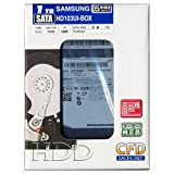 Samsung 内蔵用3.5インチHDD 5400rpm 1TB CFDカートン品(CFD5年保証)(HD103UI-BOX)