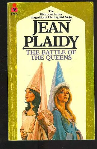 The Battle of the Queens, Jean Plaidy