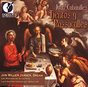 Juan Cabanilles:Tientos Y Pass