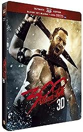 300 : la naissance d'un empire - Édition Ultimate Blu-ray3D + Blu-ray+ DVD + Cop