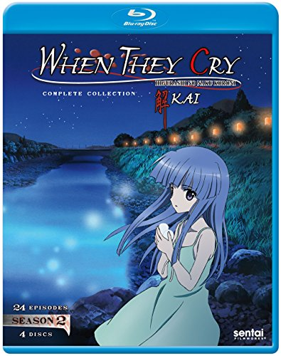 When They Cry Kai [Blu-ray]
