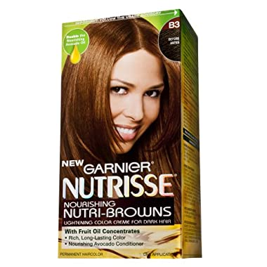 Product Image Garnier Nutrisse Hair Color: Cafe con Leche - Golden Brown