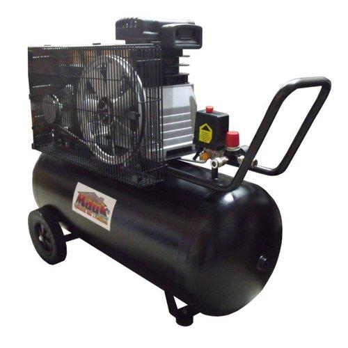 Druckluft Kompressor 90 L Riemenantrieb 1372