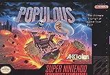Populous - SNES - US
