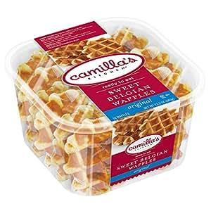 Amazon Com Camilla S Kitchen Sweet Belgian Waffles 12