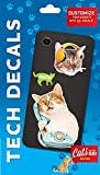 CATS ON THE GO TECH DECALS