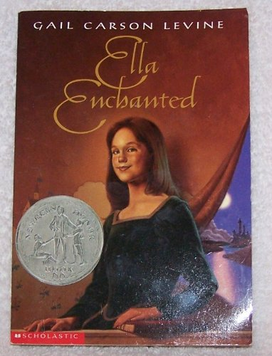 Cover of Ella Enchanted