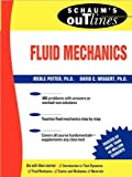 img - for Schaum's Outline of Fluid Mechanics (text only) 1st (First) edition by M. Potter,D. Wiggert book / textbook / text book