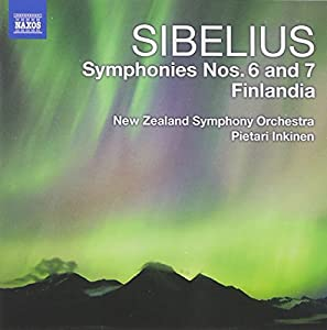 Symphonies Nos. 6 and 7 / Finlandia