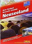 Autoatlas Neuseeland mit Spiralbindung
