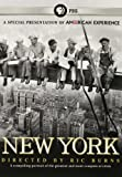New York: A Documentary Film by Ric Burns  (American Experience)