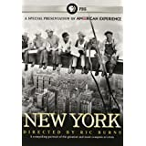 American Experience: New York: A Documentary Film by Ric Burns ~ American Experience