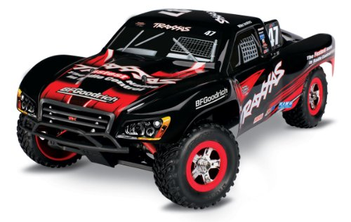 Traxxas 70054-1 Pro 4 Wheel Drive Short Course Truck, 1:16 Scale,Colors May Vary (Traxxas Truck compare prices)