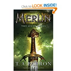 The Seven Songs: Book 2 (Merlin) by T. A. Barron