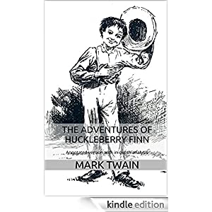 A letter analysis of the adventures of huckleberry finn by mark twain