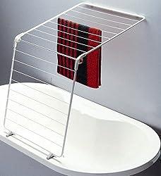 Leifheit Adria Steel Laundry Dryer, White